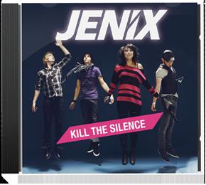 Kill The Silence Cover Artwork